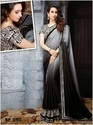 Fancy Stylish Designer Party Wear Saree