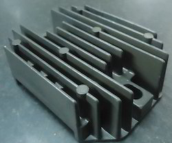 Heat Sink  Anodized Casting