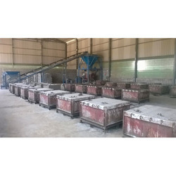 Foam Concrete CLC Bricks Plant