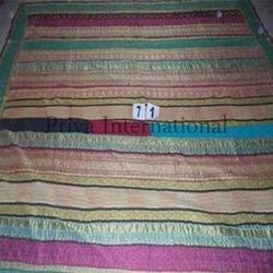 Vintage Embroidered Kantha Throw