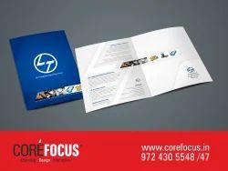 Corporate Brochure Design & Product Brochure Design