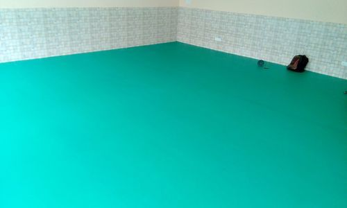 Indoor Wooden Flooring Pvc Badminton Court Manufacturer