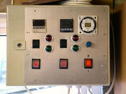 Weekly Timer Control Panel
