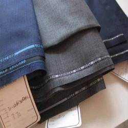 Rayon & Polyester Formal Suiting Fabrics