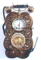 Wall Hanging Antique Telephone