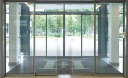 Automatic Sensor Glass Sliding Door