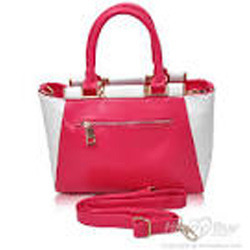 Color Ladies Shoulder Bag