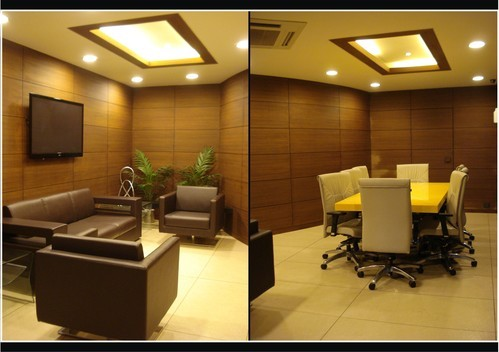 Conference Room Interior Decoration Service in Ghatlodia Ahmedabad