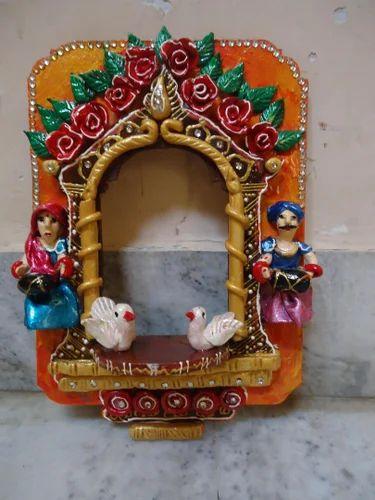 3D Ceramic Mural & Jharoka Frame Manufacturer from Jaipur