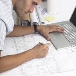 Architectural 2D Drafting Service