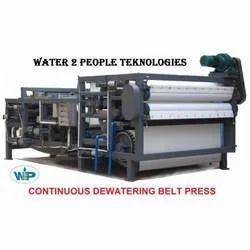 Dewatering Belt Press