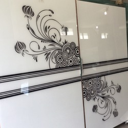 Lacquered glass in gurgaon haryana suppliers dealers for Back painted glass designs for wardrobe