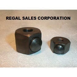 Metric Hex Nut, Size: 1