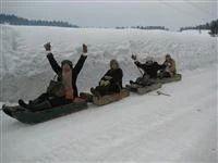 Special Skiing Tour to Kashmir