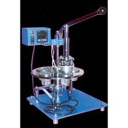 Hand Operate Cup Sealing Machine
