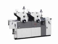 Non Woven Bag Printing Machine 2 Color