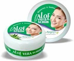 Aloe Vera Facial Scrub
