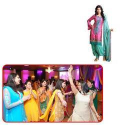 Punjabi Suits for Wedding