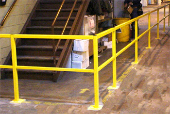 Hand Railings Safety Hand Railing Manufacturer From Surat