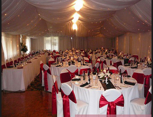 Service provider of wedding themes golden red wedding theme by product image junglespirit Gallery
