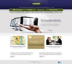 Business Page Design Service