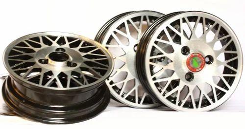 Polished Light Vehicle Custom Aluminum Alloy Wheels, | ID: 4028773548