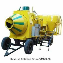 Reverse Rotation Drum