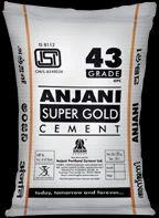 OPC (Ordinary Portland Cement) 43 Grade