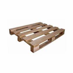 Single Deck Wooden Pallet