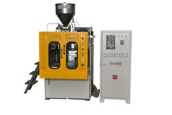 Double Head Double Station Plastic Blow Molding Machine