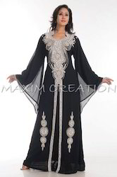 Henna Party Wear Islamic Abaya