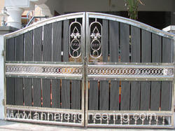 Stainless Steel Gate In Tiruchirappalli Ss Gate Dealers