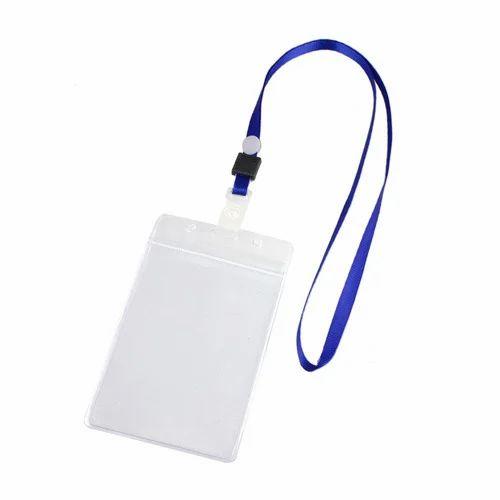 vertical id card holder - Id Card Holder