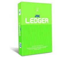 jk ledger legal size at rs 255 ream s ledger paper id