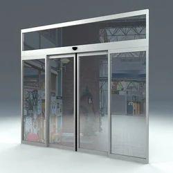 Partition Doors Glass Automatic Sliding Door