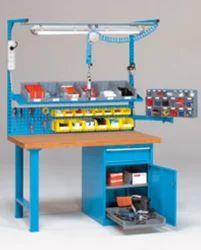 Godrej Anti Static Workstation, Size: Various