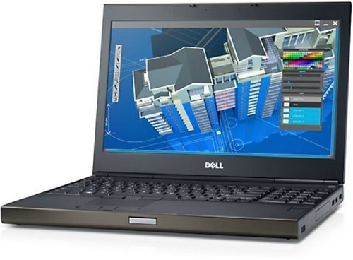 Dell Precision M4800 Mobile Workstation - Unified IP