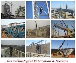 Conveyor Fabrication and Erection
