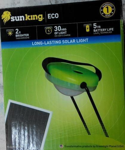 Sunking Eco Solar Lighting