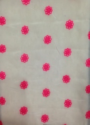 Floral Sequins Embroidered Fabrics