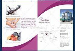 Pamphlets Design Service in Bengaluru