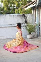 Trendy Wedding Silk Sarees