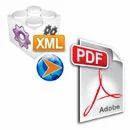 XML to PDF, Content Conversion Service, Data Conversion