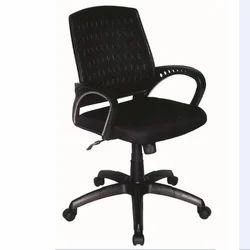 Black Mesh Flexi Chair, Model Name/Number: Ft-151