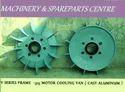 Natural Cooling Fan Blade For Y 315 Frame Ht Motor, Size: 550 Mm Dia 90 Mm Id, 415 V Ac