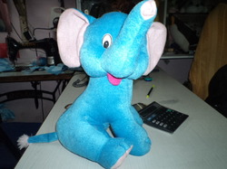 Elephant Toy with Customize