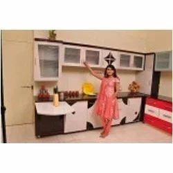Superior Solid PVC Kitchen Cabinet