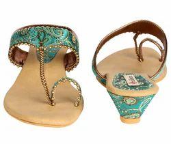 Fancy Kolhapuri Heels