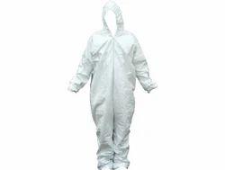 Unisex Polyester Techtion Brand Tyvek Suit, Size: Small, Medium