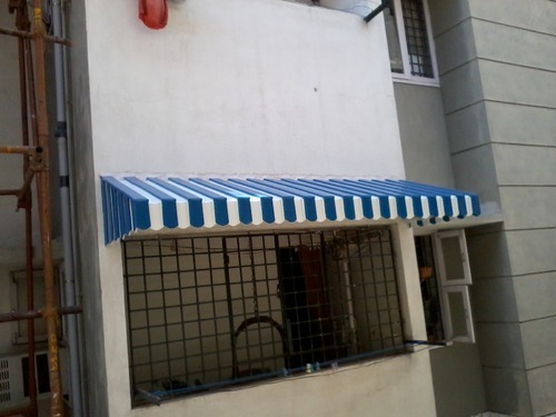 Aluminium Awnings For Windows at Rs 333 square feet